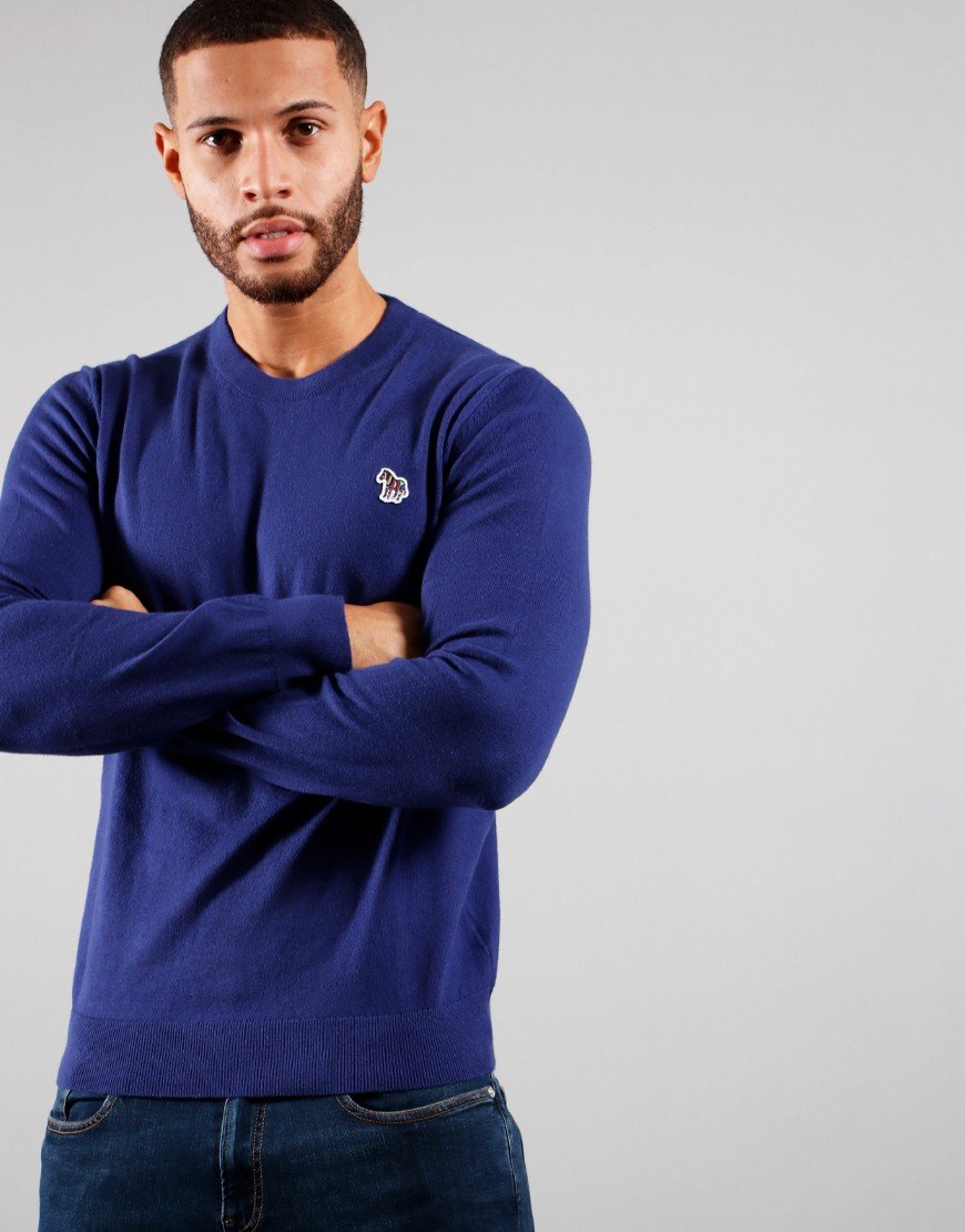 Paul Smith Pullover Crew Knit Inky