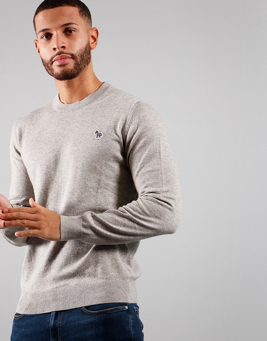 Paul Smith Pullover Crew Knit Grey