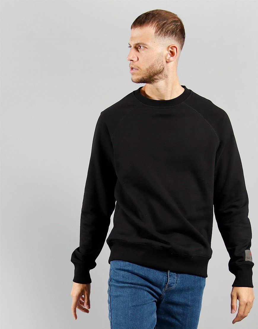 Paul Smith Raglan Sweat Black