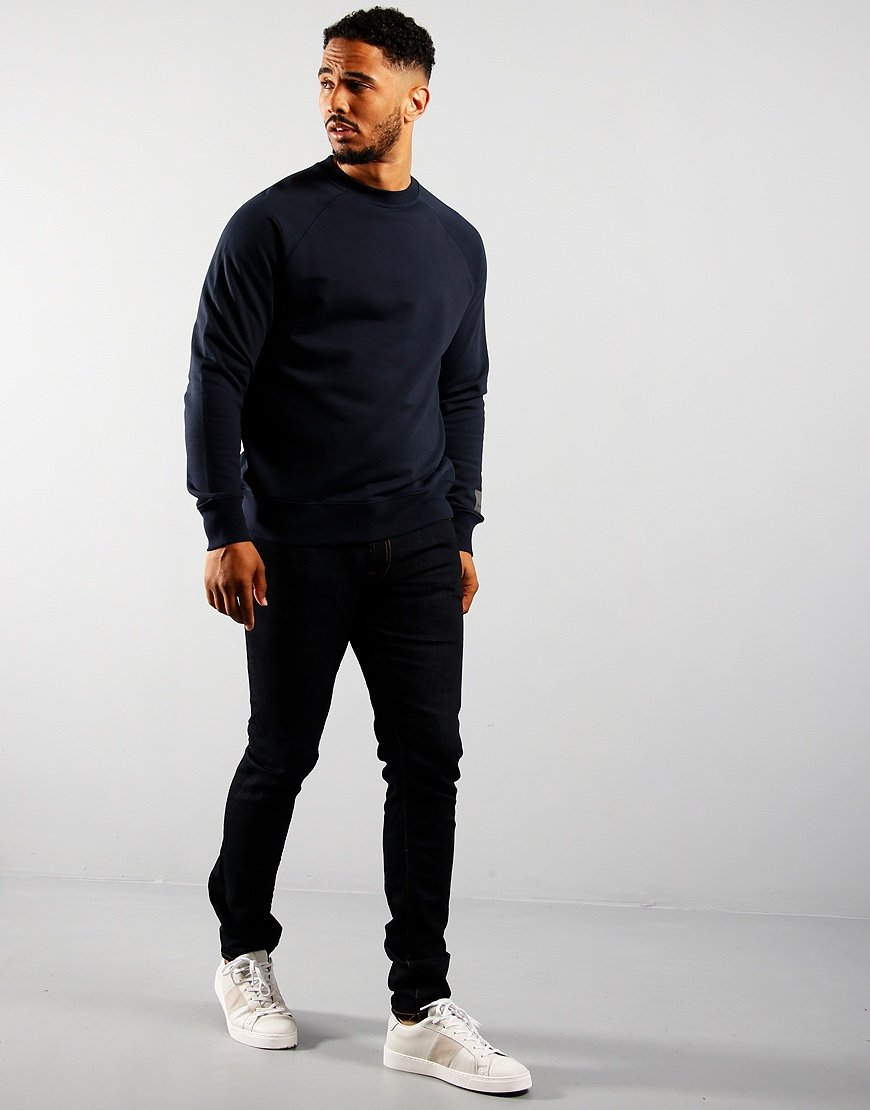 Paul Smith Raglan Sweat Navy