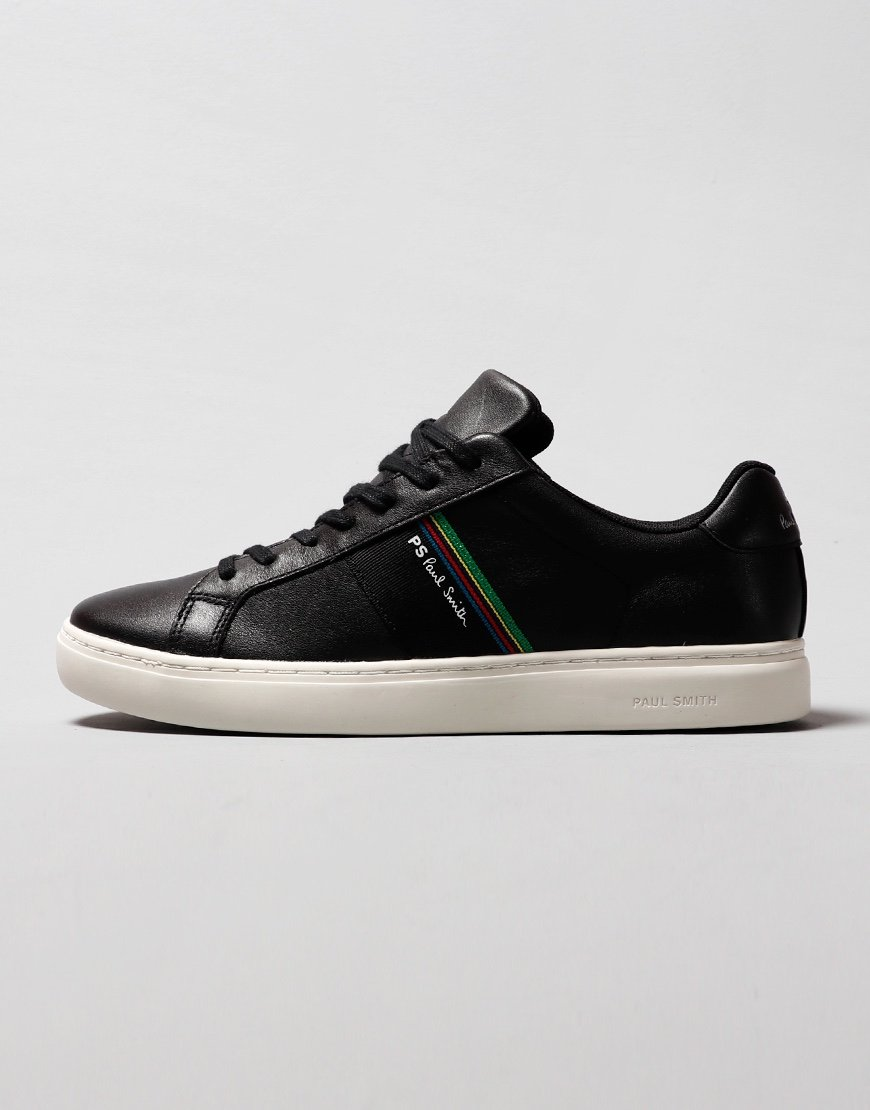 Paul Smith Rex Trainers Black
