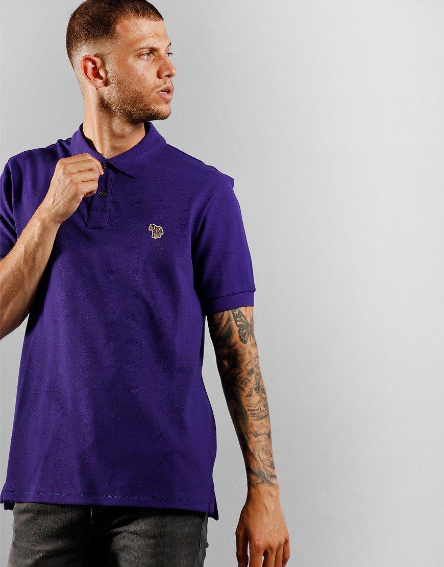 Paul Smith Short Sleeve Regular Fit Polo Shirt 57