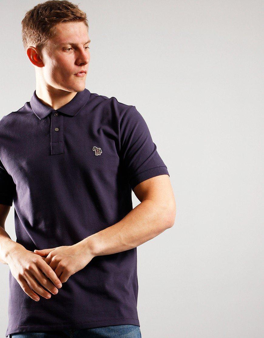 Paul Smith Short Sleeve Regular Fit Polo 54A