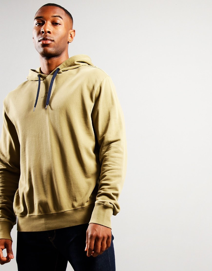 Paul Smith Stack Logo Sweat Military Green