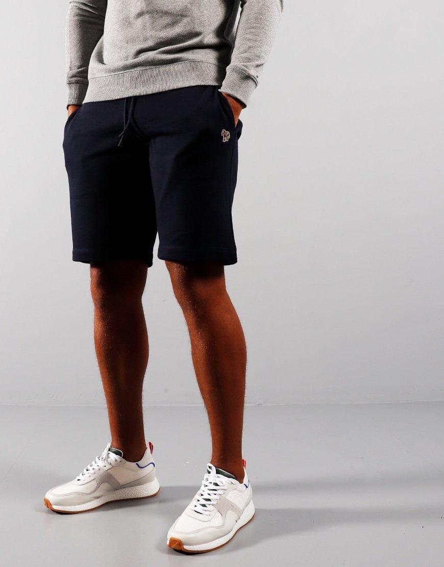 Paul Smith Zebra Jog Shorts Dark Navy