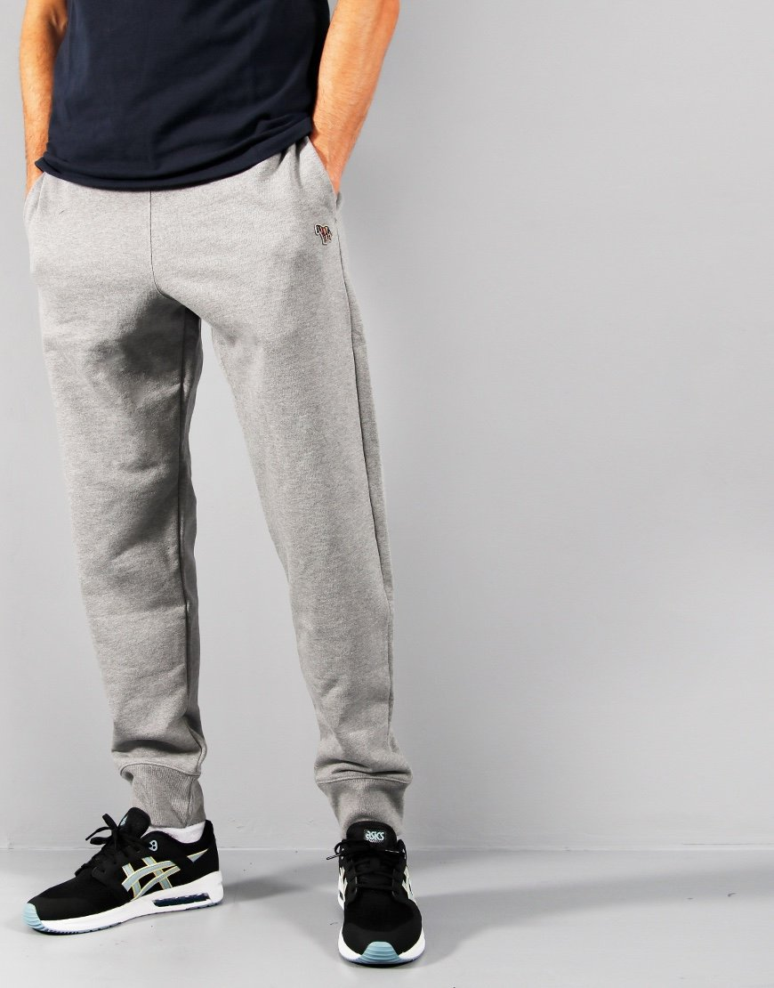 Paul Smith Zebra Logo Sweat Pants Grey