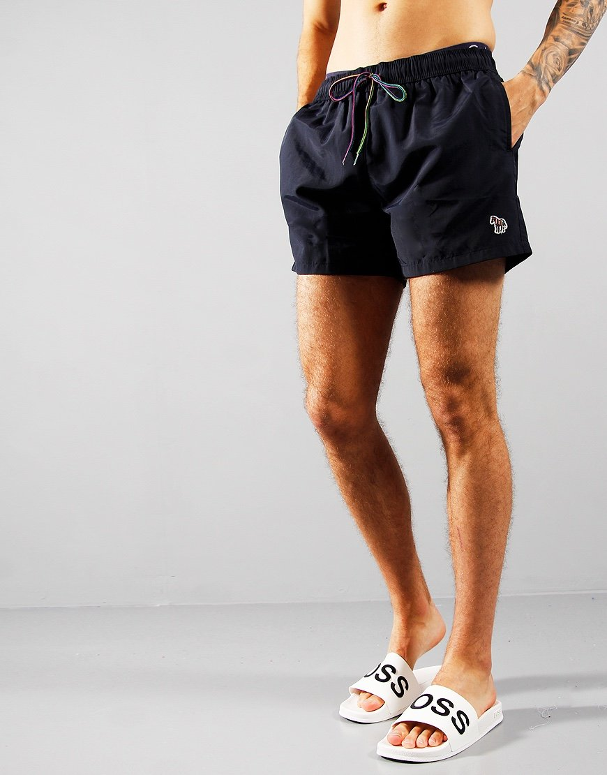 Paul Smith Zebra Swim Short Navy