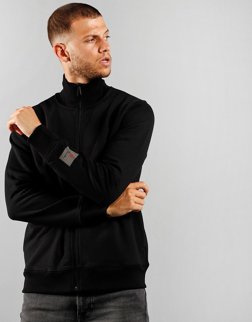 Paul Smith Full Zip Track Top Black