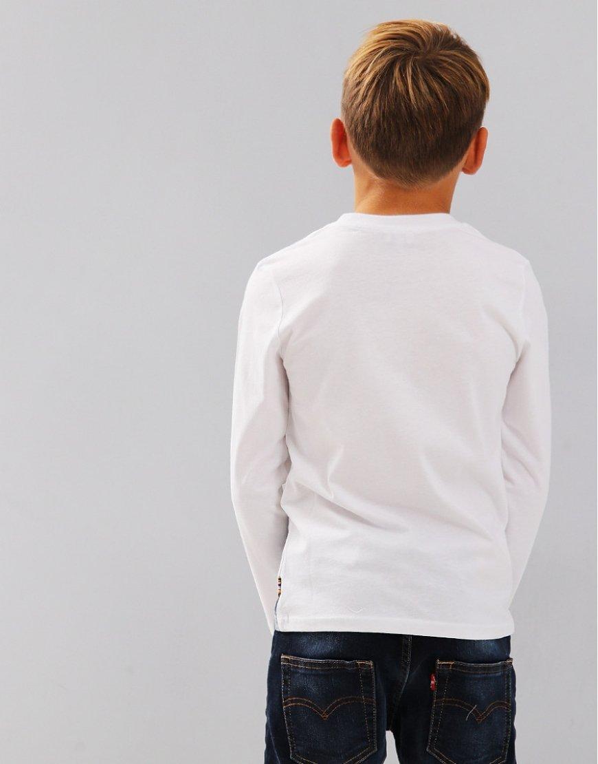 Paul Smith Junior Steven T-shirt White