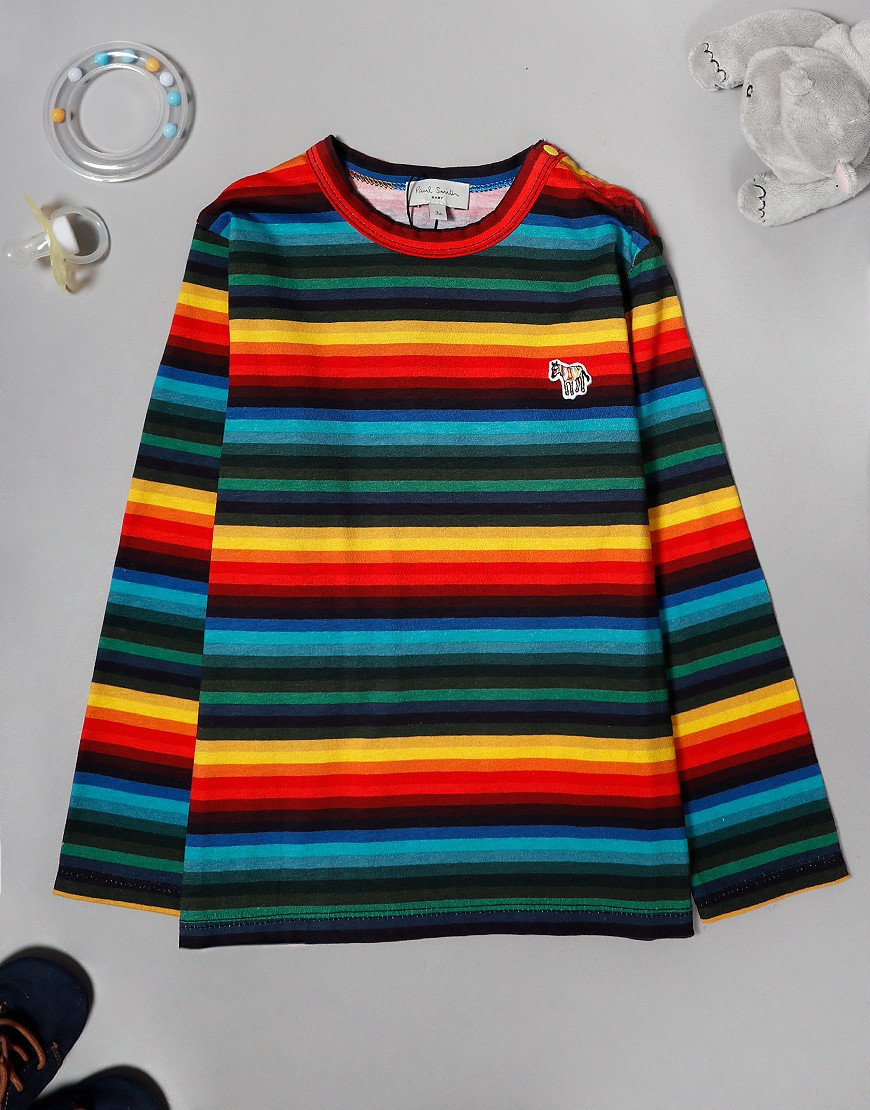 Paul Smith Baby Valdo Long Sleeve T-Shirt Multi
