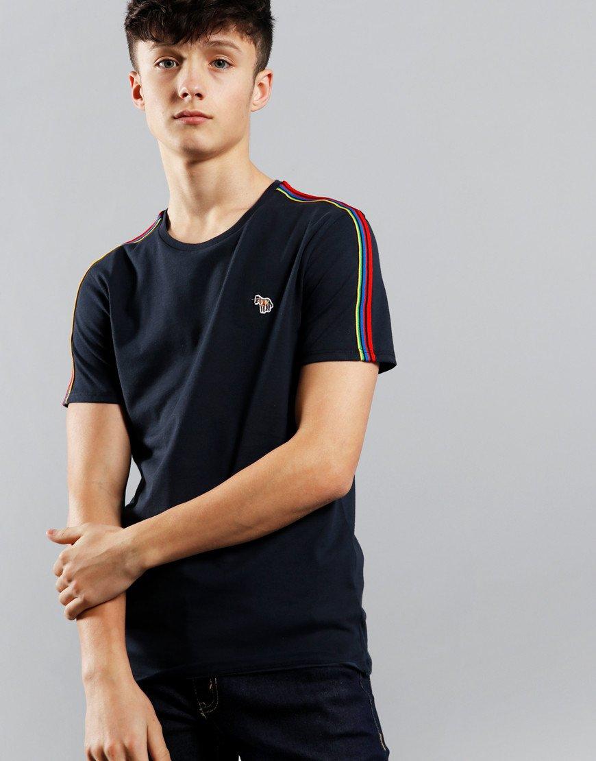 Paul Smith Junior Aaron T-Shirt Navy