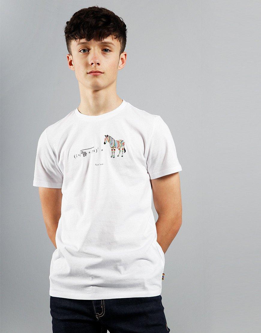 Paul Smith Junior Aban T-Shirt White