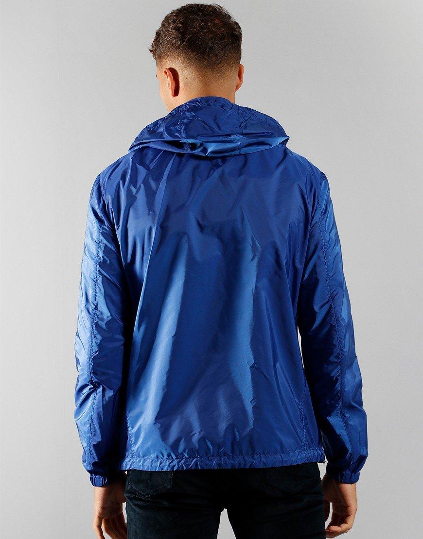 Paul & Shark Hooded Jacket Royal blue