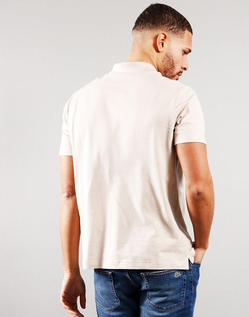 Paul & Shark Basic Polo Shirt Beige