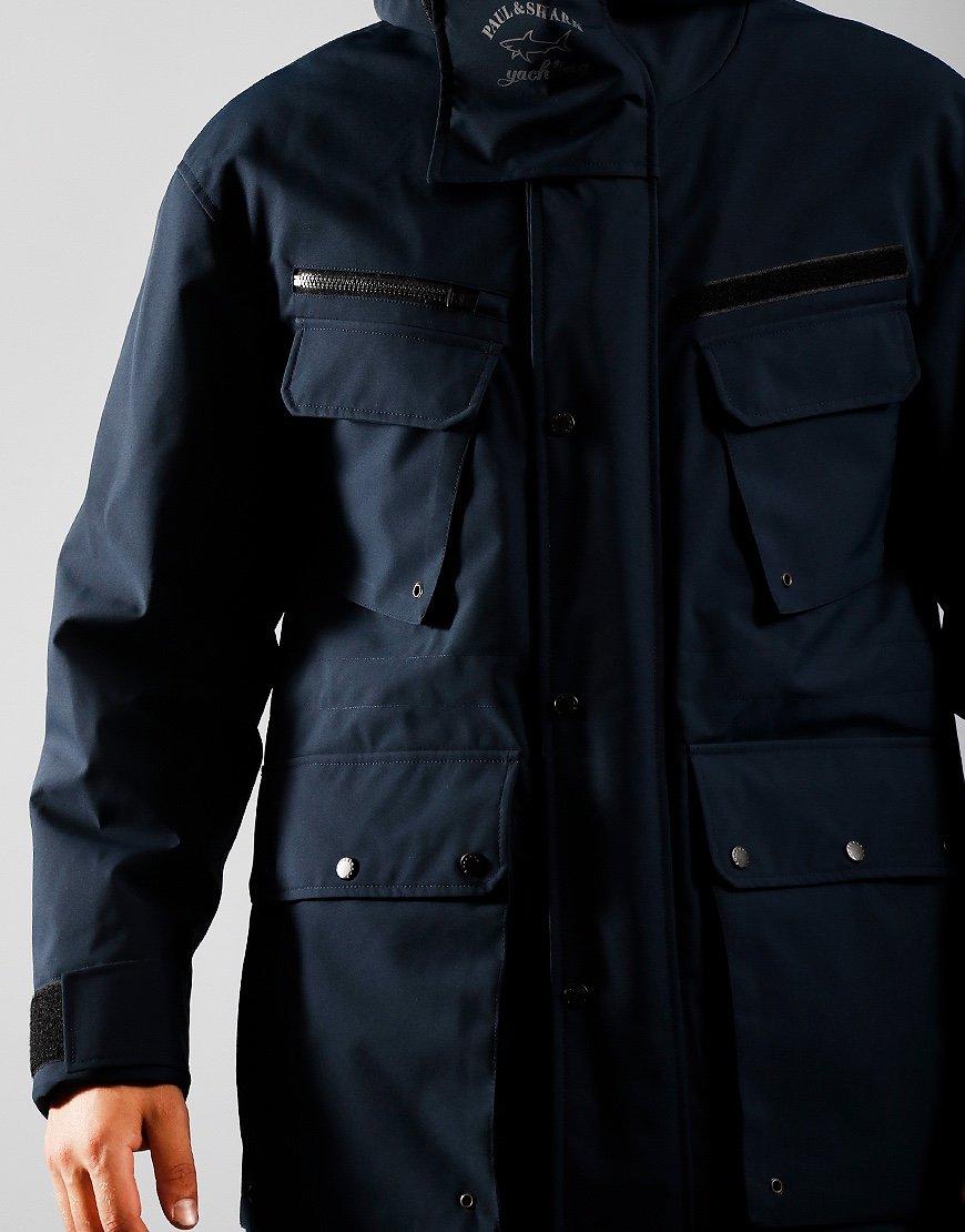 Paul & Shark Typhoon 2000 Jacket Blue