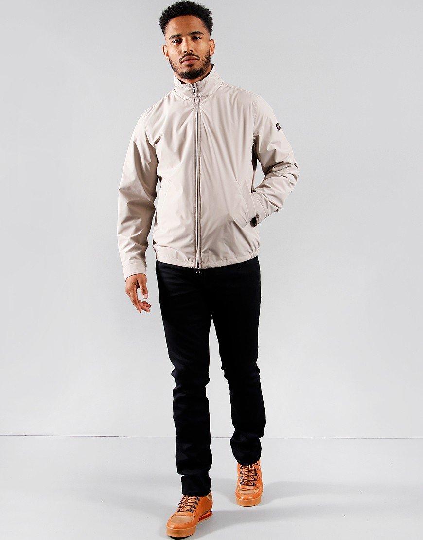 Paul & Shark Woven Jacket Beige