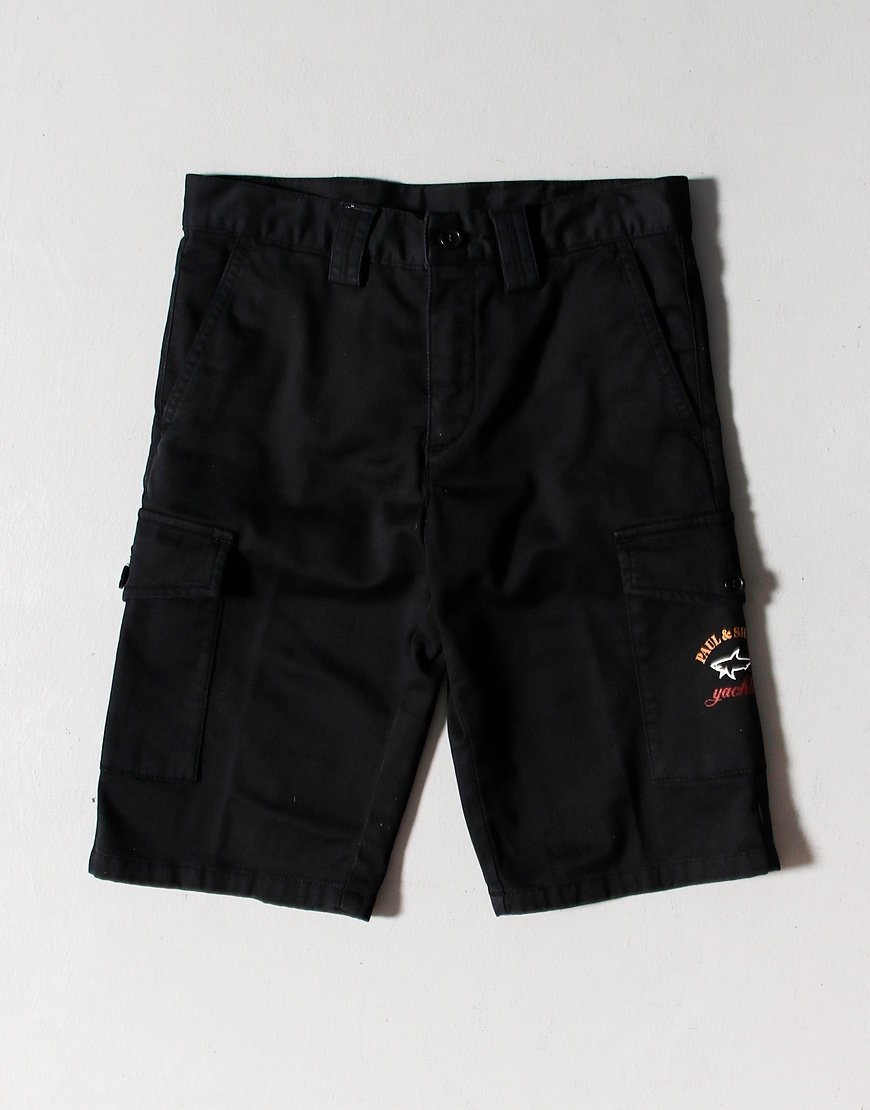 Paul & Shark Cadets Cargo Shorts Navy