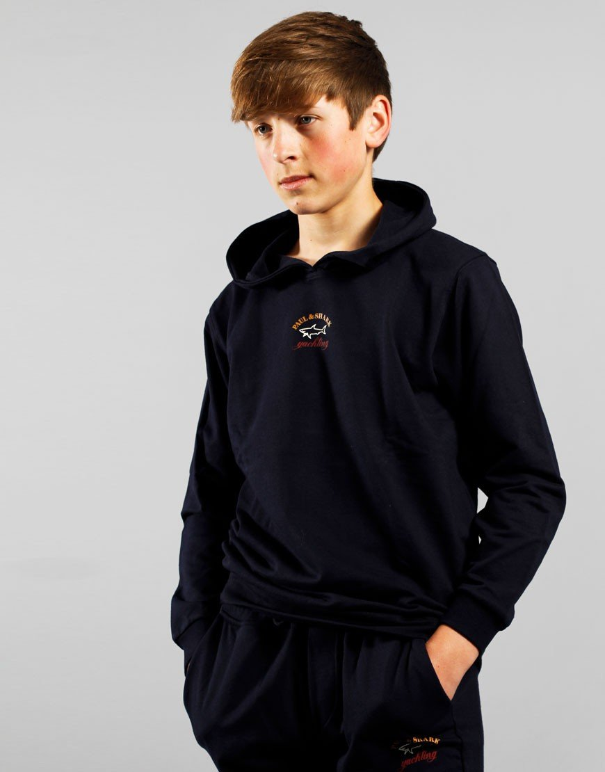 Paul & shark Cadets Small Logo Sweat Blue
