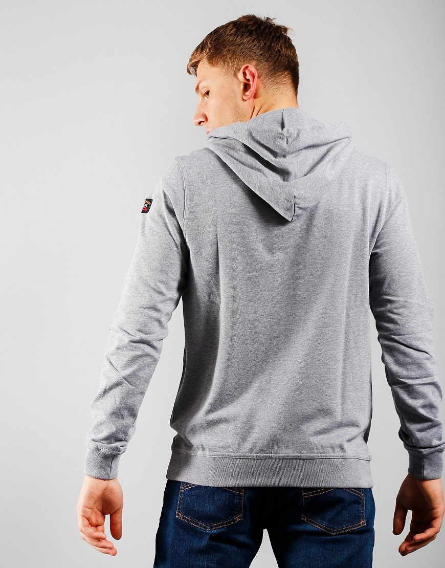 Paul & Shark Tonal Logo Sweat Grey