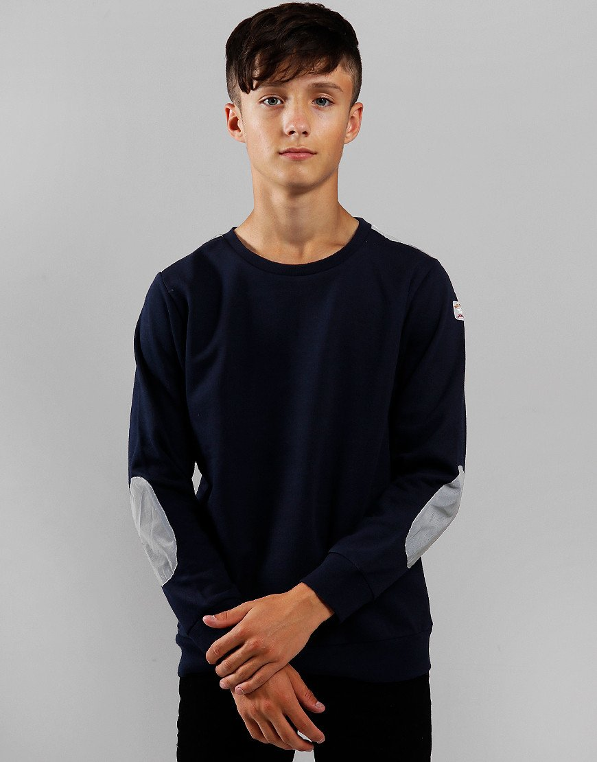 Paul & Shark Cadets Reflective Crew Neck Sweat