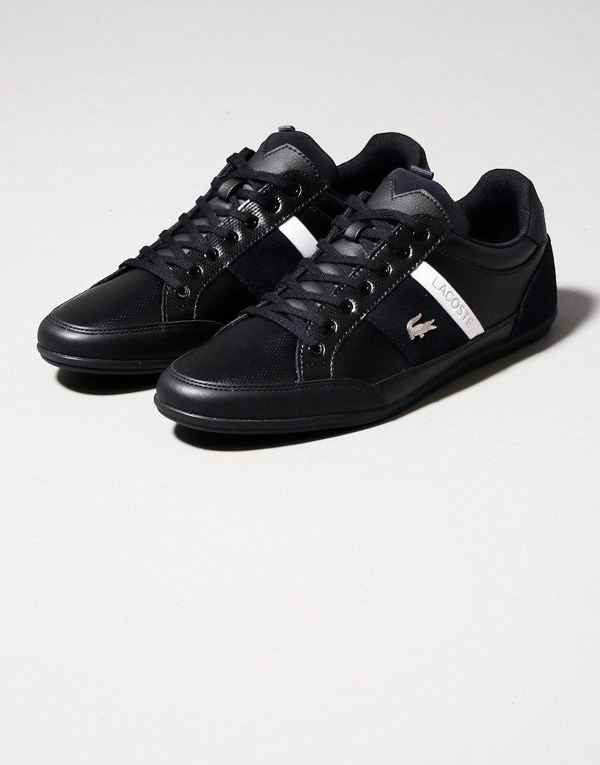 Lacoste Chaymon 0721 2 Trainers Black / Black