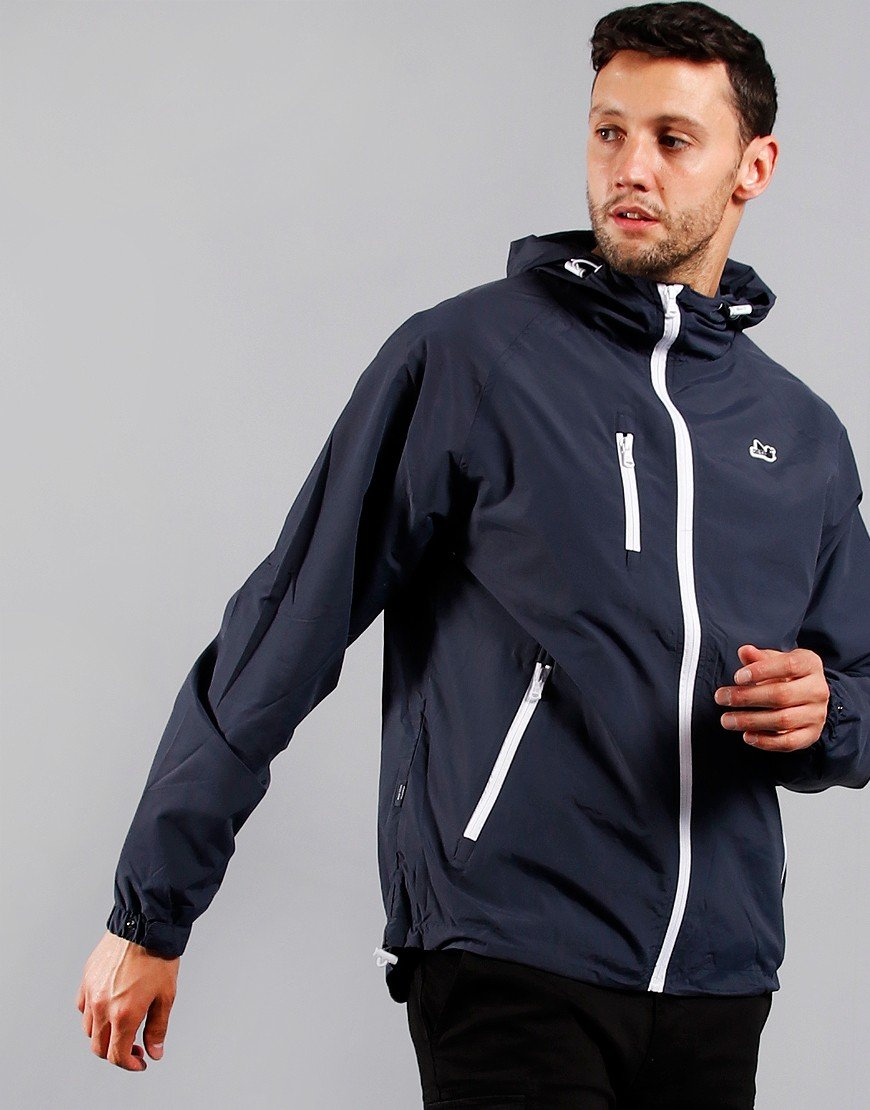 Peaceful Hooligan Anvil Jacket Navy