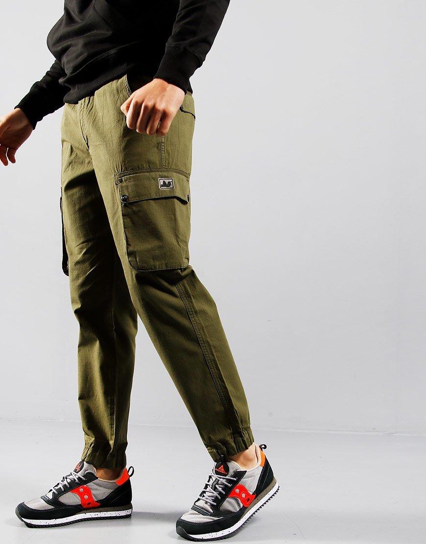 Peaceful Hooligan Arctainer Cargo Pants Khaki