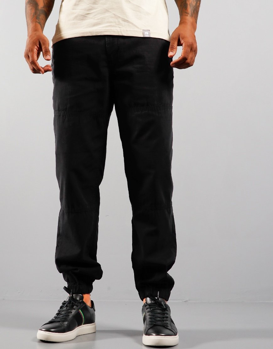 Peaceful Hooligan Arnold Cargo Pants Black