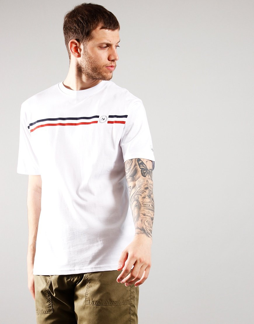 Peaceful Hooligan Article T-Shirt White