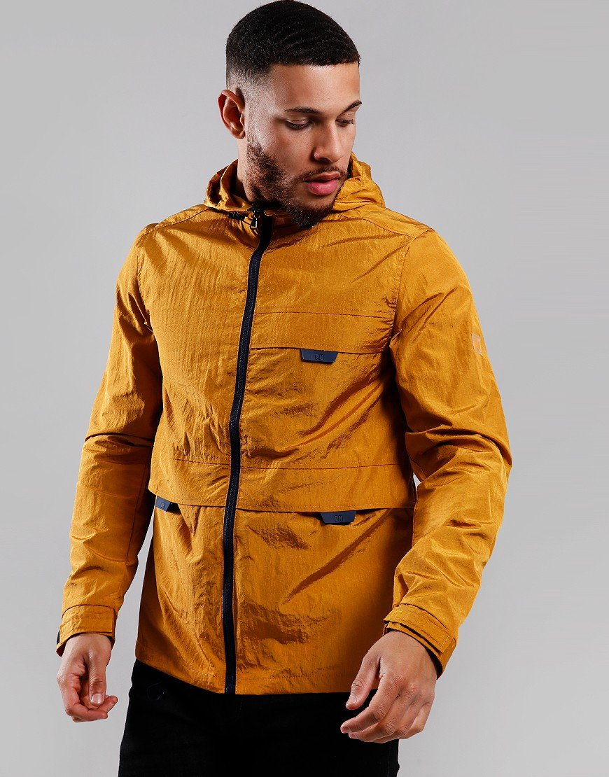 Peaceful Hooligan Compass Jacket Inca Gold