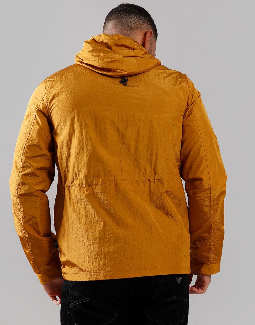 Peaceful Hooligan Compass Jacket Inca Gold