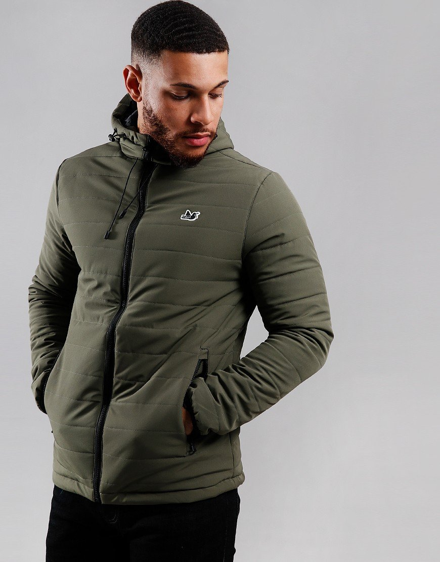 Peaceful Hooligan Elcap Jacket Olive