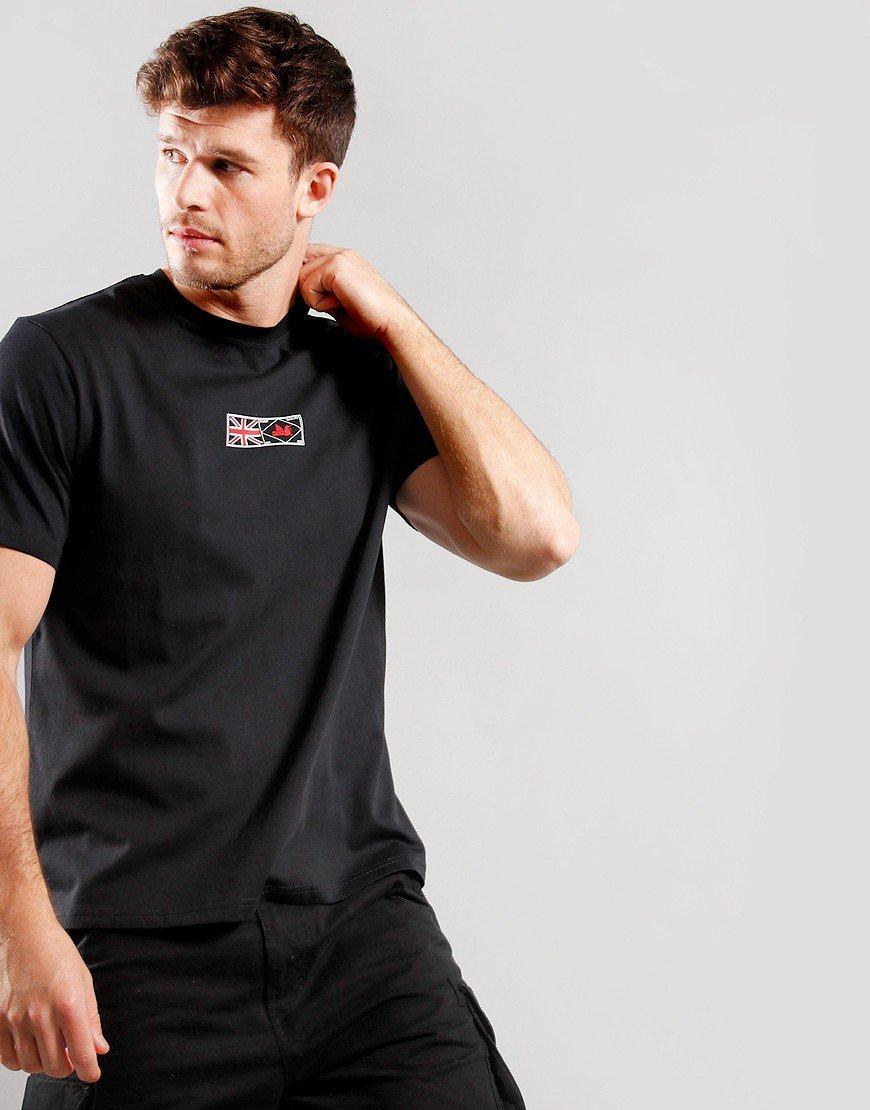 Peaceful Hooligan Finest T-Shirt Black