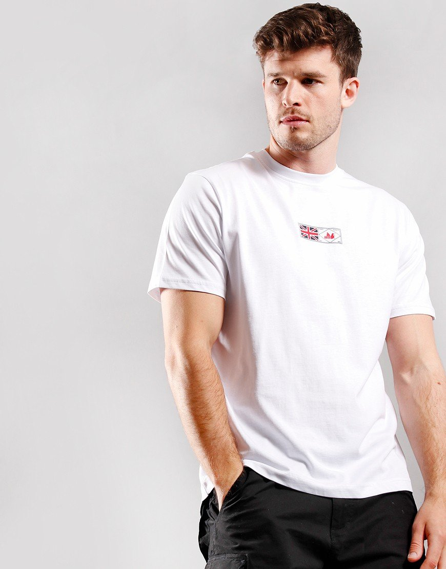 Peaceful Hooligan Finest T-Shirt White