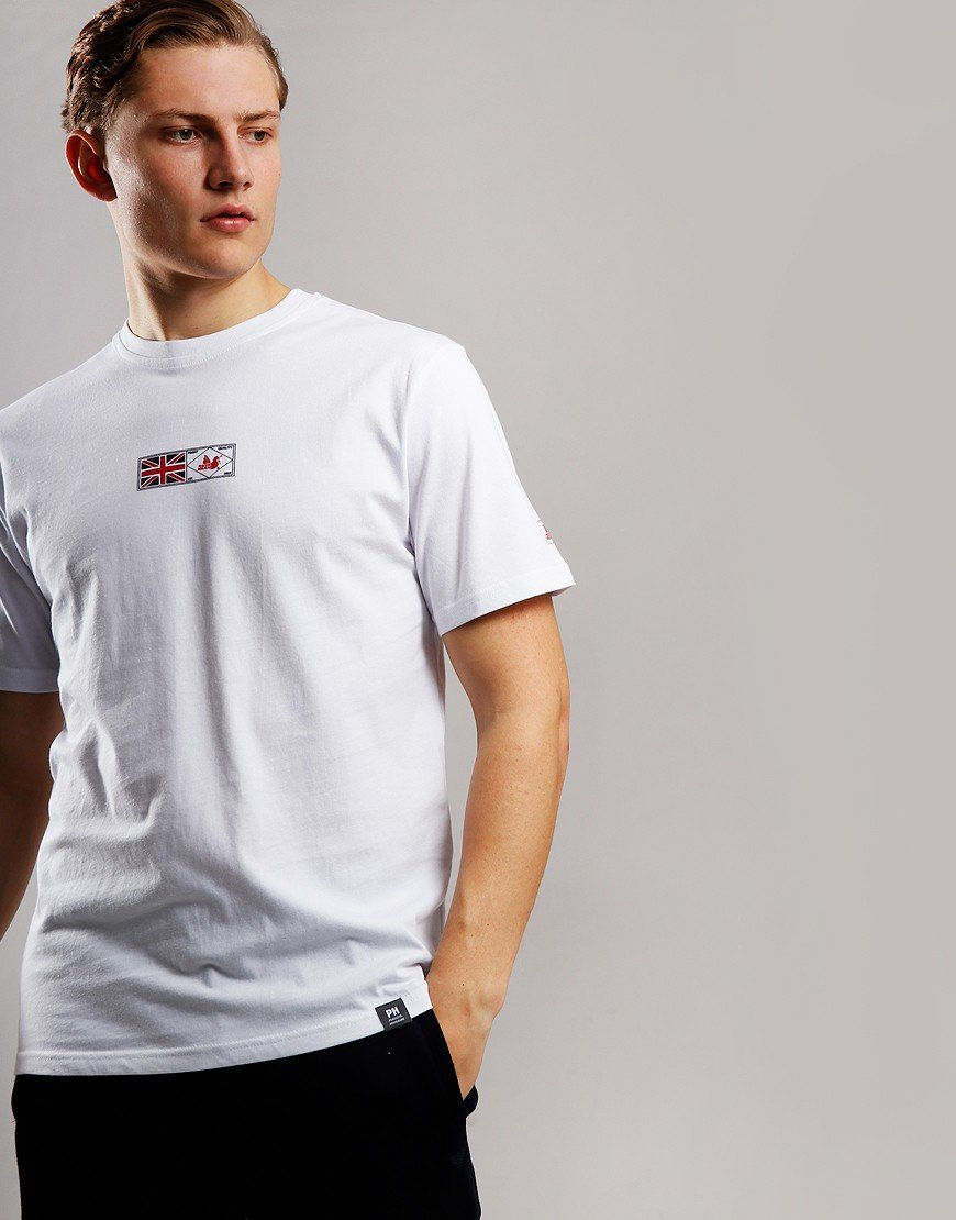 Peaceful Production Finest T-Shirt White