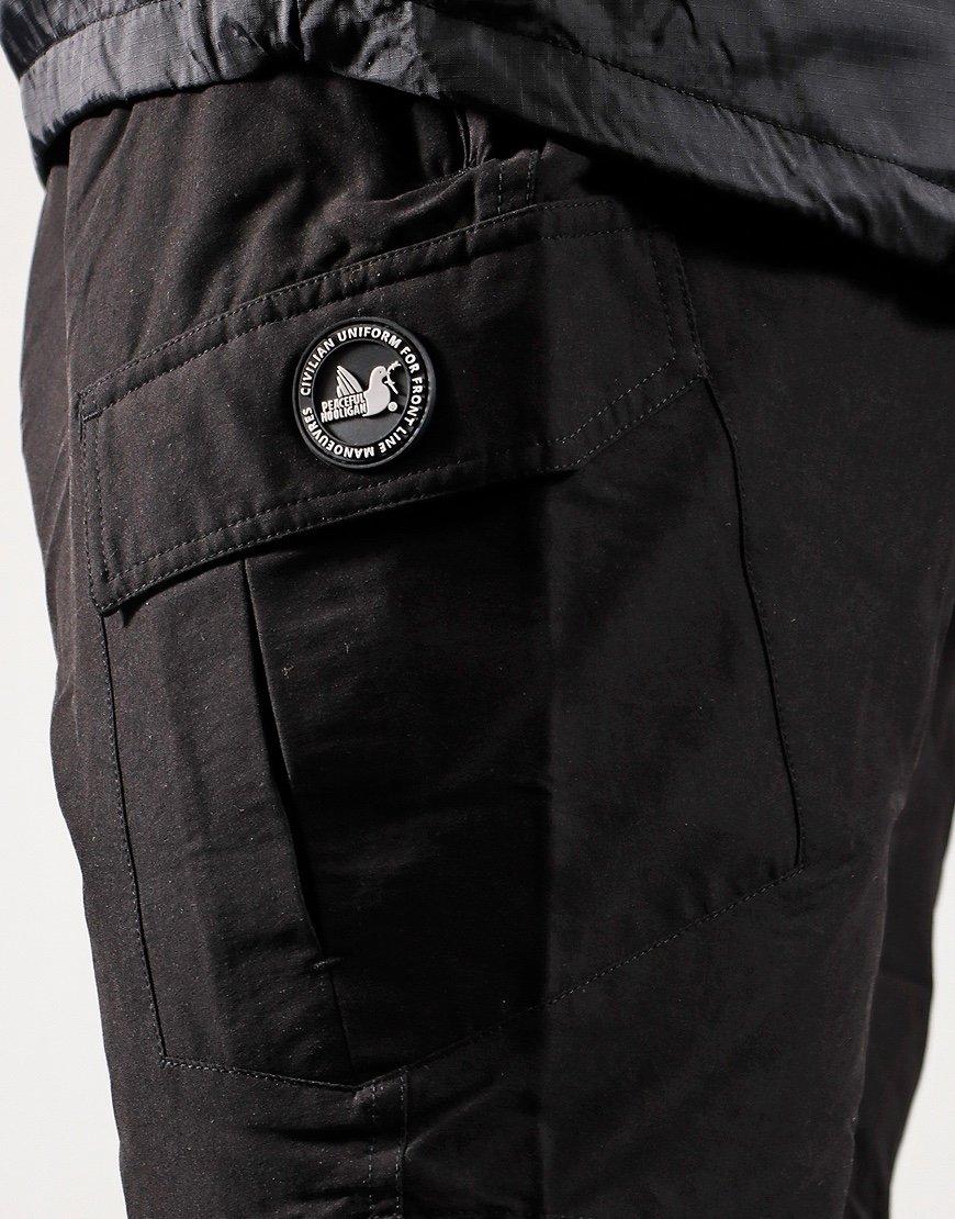 Peaceful Hooligan Fort Shorts Black