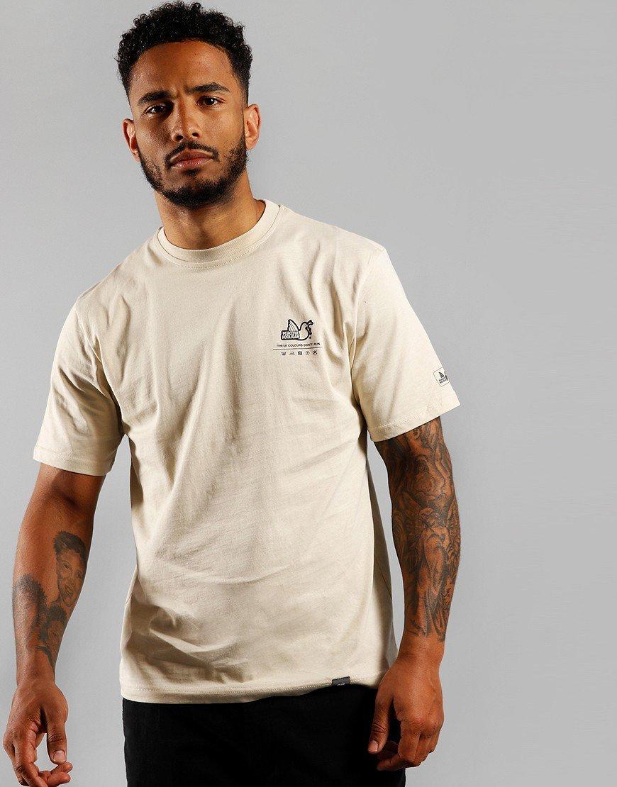 Peaceful Hooligan Instructor T-Shirt Oyster