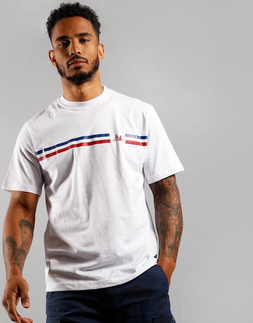 Peaceful Hooligan Maddison T-Shirt White