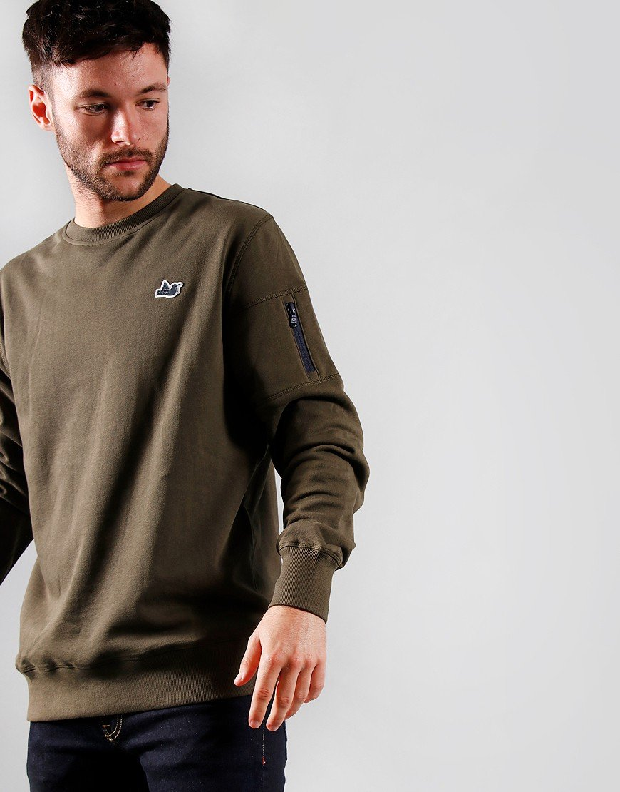Peaceful Hooligan Mail Sweat Forest