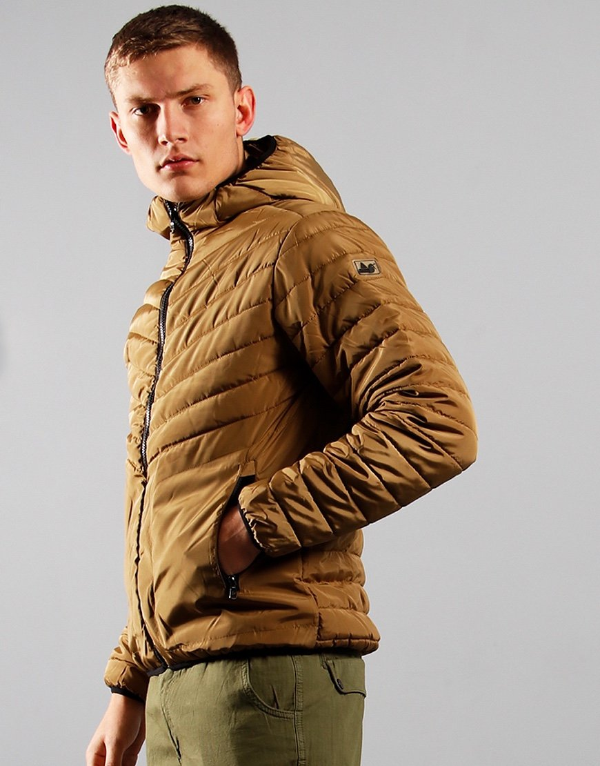Peaceful Hooligan Maxon Jacket Gold