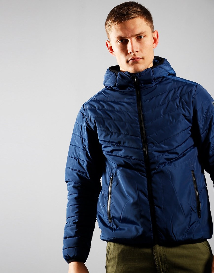 Peaceful Hooligan Maxon Jacket Navy