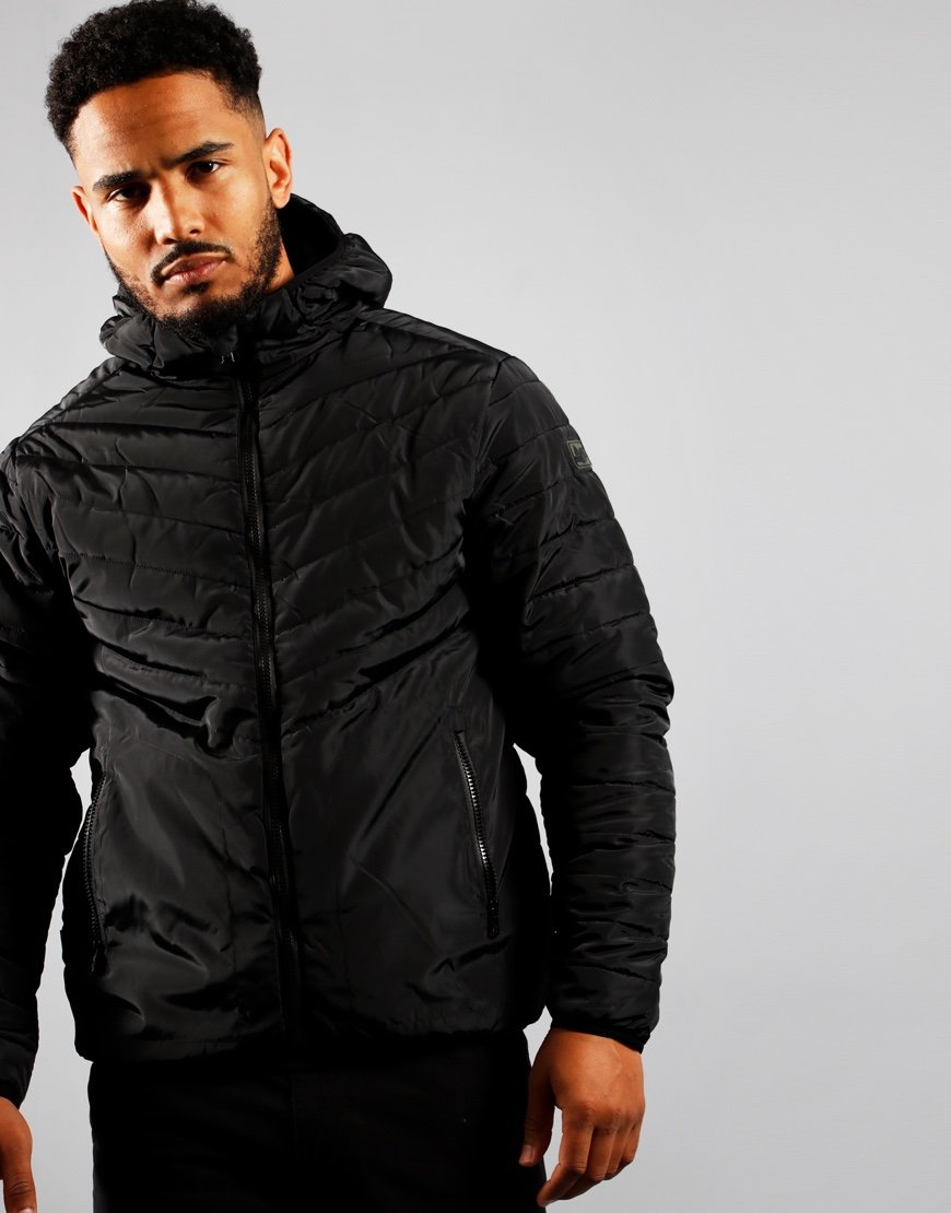 Peaceful Hooligan Maxon Jacket Black