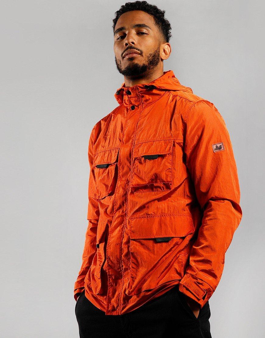 Peaceful Hooligan Nathan Jacket Orange