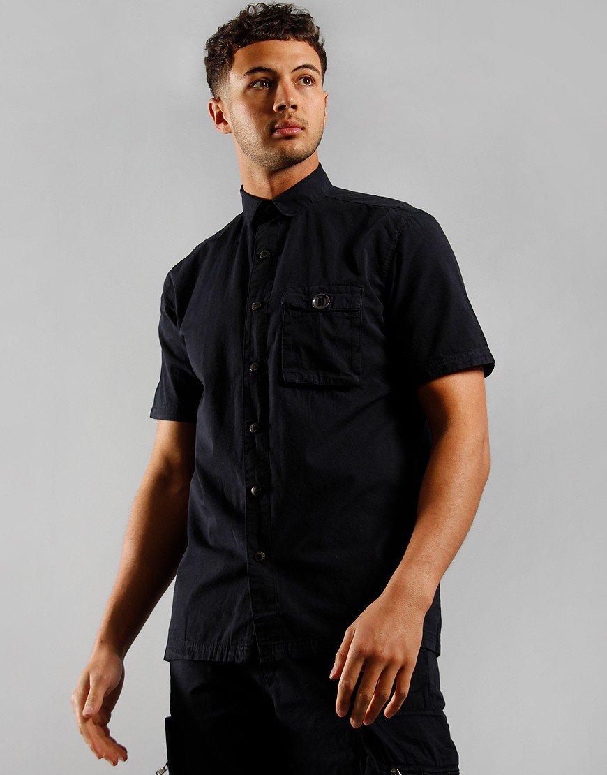 Peaceful Hooligan Orson Shirt Navy