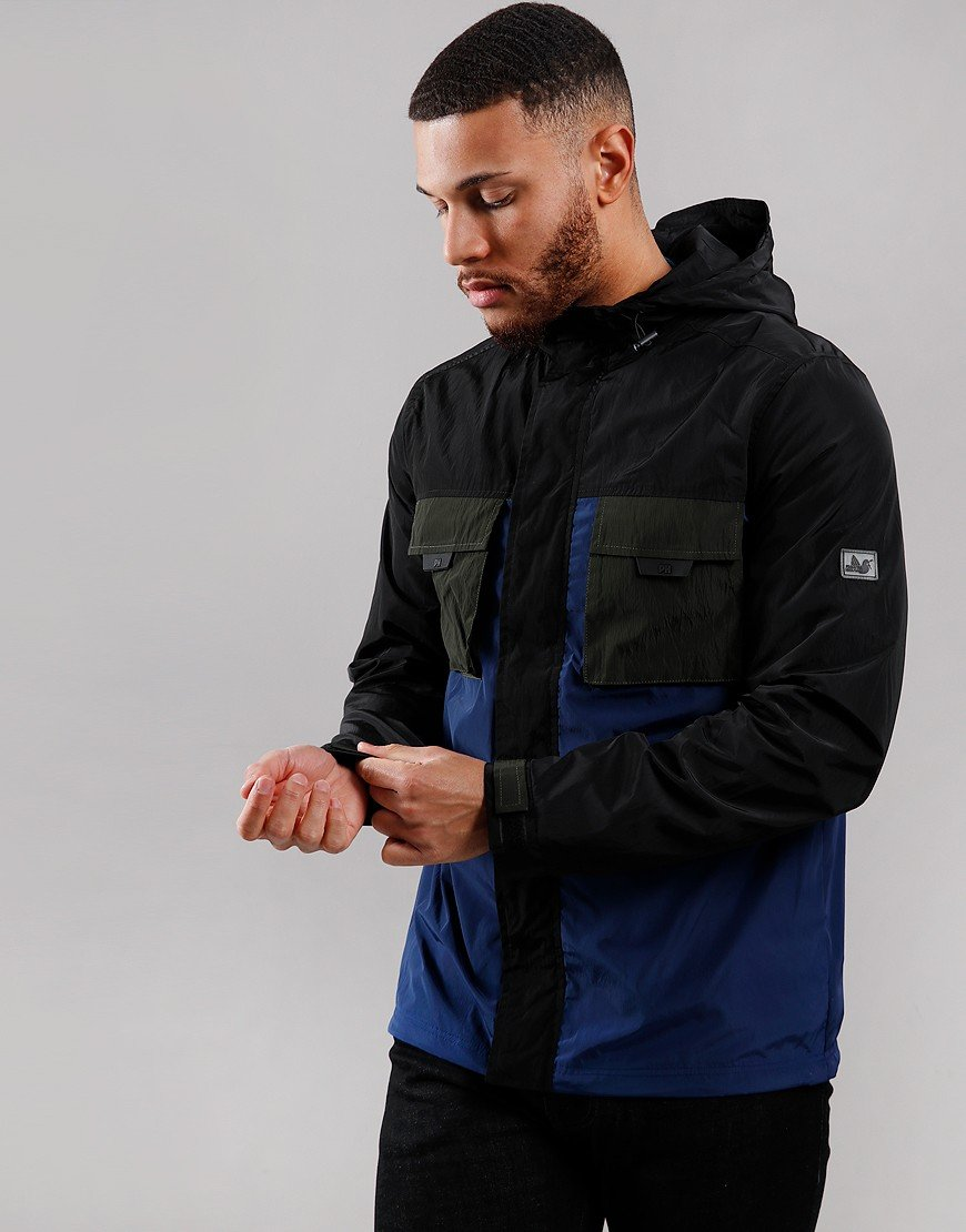 Peaceful Hooligan Pablo Jacket Black/Navy