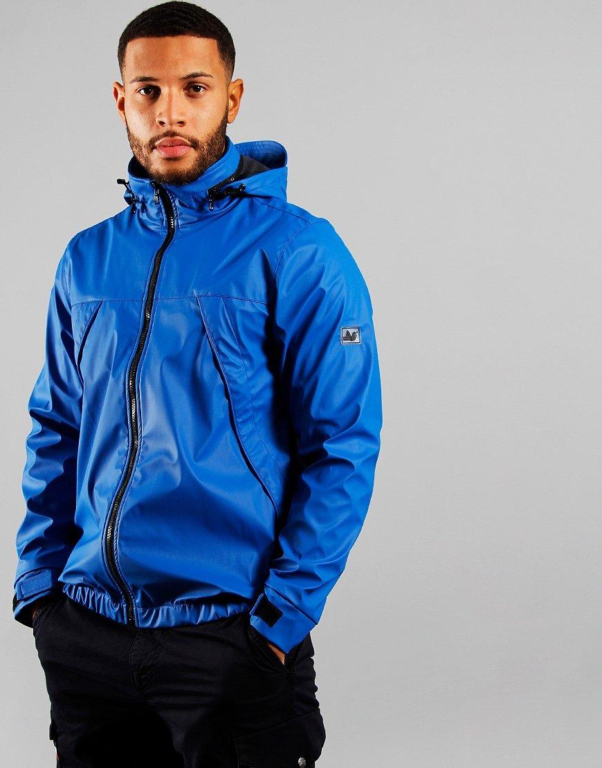 Peaceful Hooligan Palmer Jacket Blue
