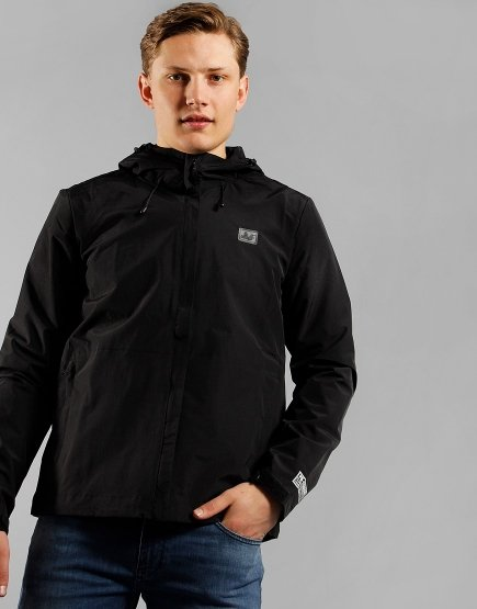 Peaceful Hooligan Rolland Jacket Black