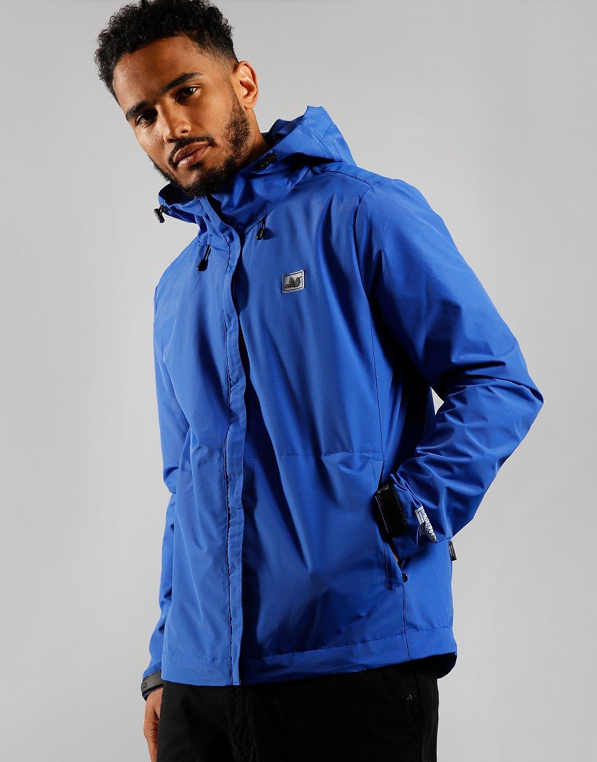 Peaceful Hooligan Rolland Jacket Blue