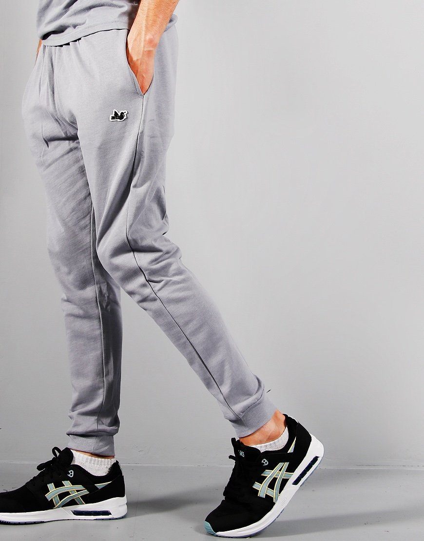 Peaceful Hooligan Stadium Sweatpants Silver
