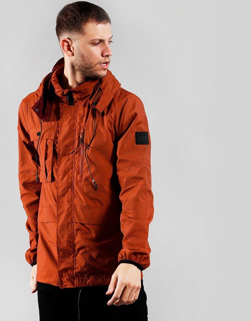 Peaceful Hooligan Stowack Jacket Rust